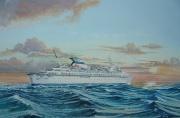 Cruiseschip Kareliya, Black Sea Shipping Company