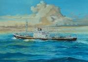 Dahomeykust Holland west Afrika Lijn