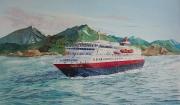 ms Nordlys Hurtigruten