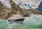 ss Rotterdam in Alaska
